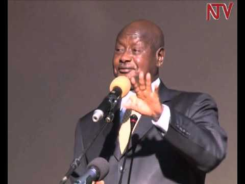 Museveni says he did not support anti-gay bill because existing law was adequate