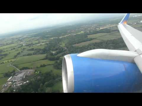 jet 2 B757-200 take off  23r manchester ls891