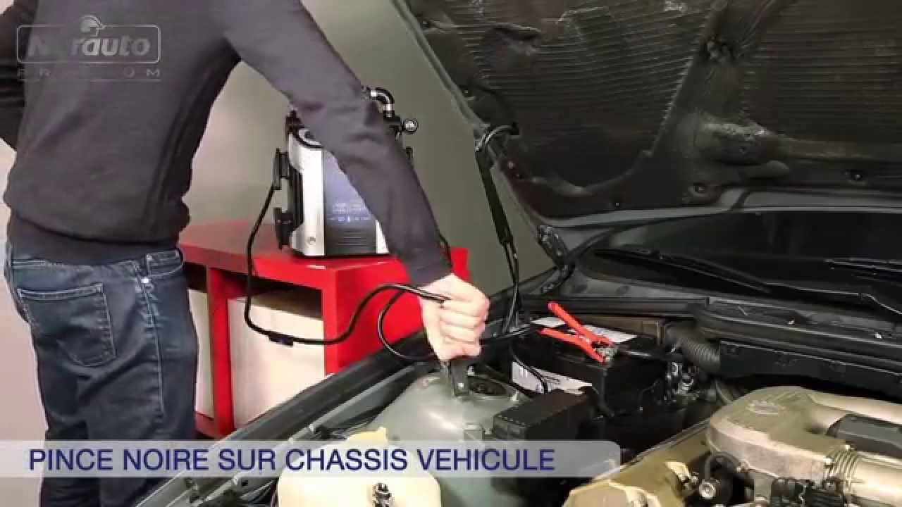 Booster n1000 norauto disponible sur youtube - Booster batterie norauto ...