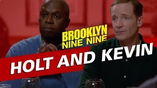 Holt and Kevin | Brooklyn Nine-Nine