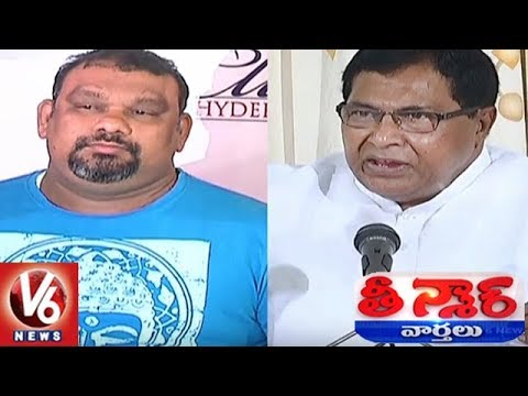 Jana Reddy Praises TRS Govt, Seeks Action Against Kathi Mahesh | Teenmaar News