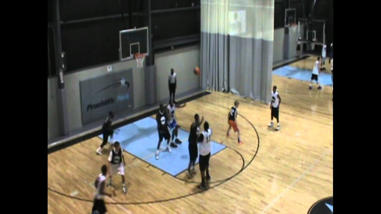 Tony Nunn Basketball 2013 6'8 f Tony Nunn at