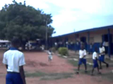 St James School - Lashibi, Tema, Ghana - Front View Of School & Property
