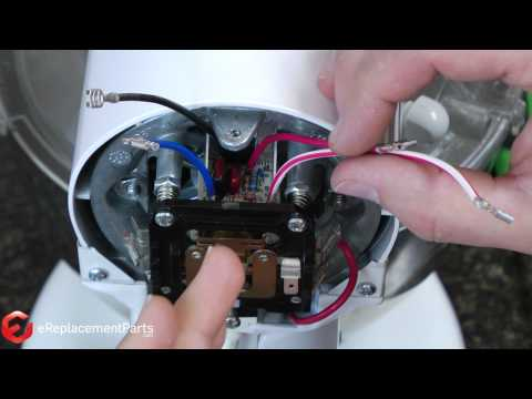 How to Replace the Circuit/Phase Board in a KitchenAid Stand Mixer