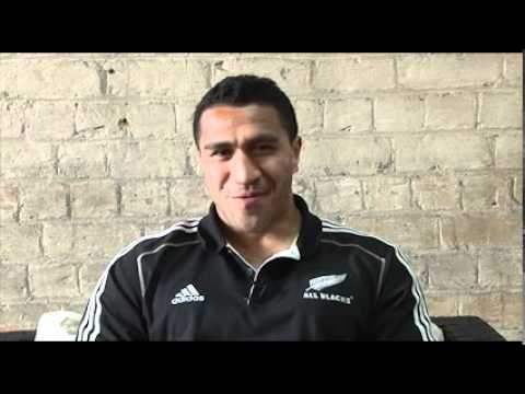 Mils Muliaina speaks about reaching 100 Test Caps - Mils Muliaina speaks about reaching 100 Test Cap