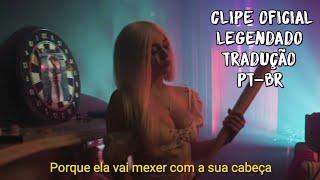 Ava Max - Sweet but Psycho (Clipe Oficial) (Legendado/Tradução) (PT-BR)