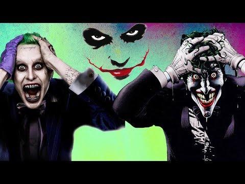 ИСТОРИЯ ДЖОКЕРА. Кто такой ДЖОКЕР. Происхождение Джокера ( комиксы DC)