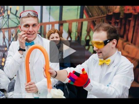 Научные квесты - Научное шоу Открывашка