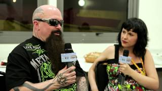 SLAYER KERRY KING interview In Sydney (Part #2)