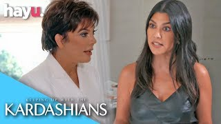 Kourtney Feels The Pressure To Film Her Life | Season 17 | Keeping Up With The Kardashians