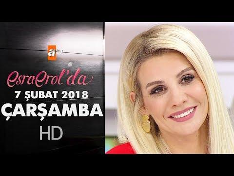 Esra Erol'da 7 Şubat 2018 Çarşamba - 543. bölüm