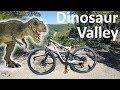 Mountain Biking Dinosaur Valley in Glen Rose, TX
