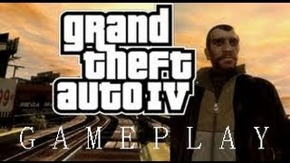 Grand Theft Auto 4 (PS3) Gameplay