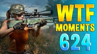 PUBG WTF Funny Daily Moments Highlights Ep 624
