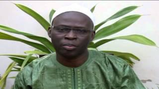 Cheikh Bamba Dieye sur le Grand Magal de Touba