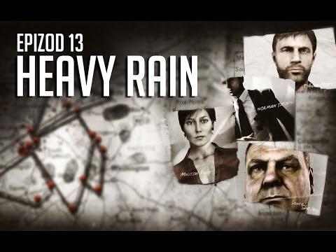 #13 Zagrajmy w Heavy Rain - Heavy Rain Let