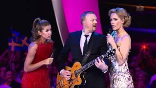 [HD] Eurovision Song Contest 2011 Düsseldorf - Opening   Lena - Satellite