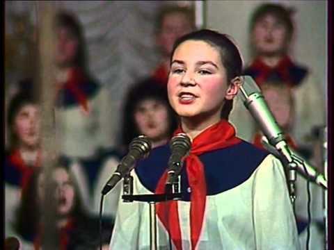 Большой Детский Хор. Крылатые качели (1987)