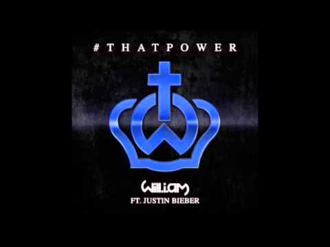 Will.I.Am. - That Power (Ft. Justin Beiber)