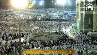 آخر سورة الأحزاب : فجر الجمعة 22-5-1436 : الشيخ خالد الغامدي