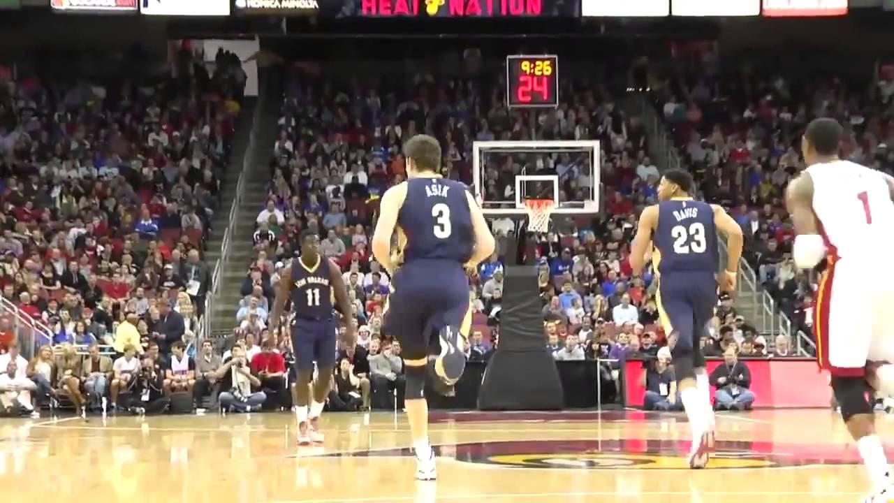 New Orleans Pelicans vs Miami Heat Full Highlights October ...