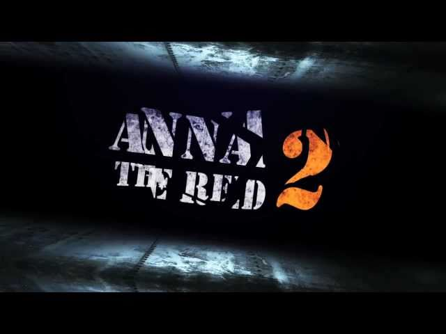 Anna The Red - Video Copilot Fracture Motion Graphic