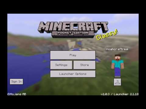 How to get realms for free mcpe 0.17.0/1.0.3 2017 hack