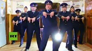 VIRAL: El baile de unos policías rusos que ha triunfado en las redes