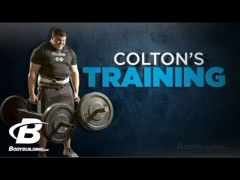 Colton Leonard's Training & Fitness Program - Bodybuilding.com Image 1