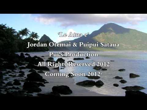 Samoan Music - le Atua E- Sample 2012 - By Jordan Otemai & Puipui Sataua video