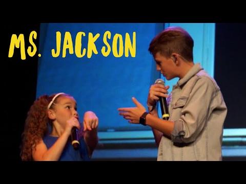 MattyB - Ms Jackson (Live in Boston)