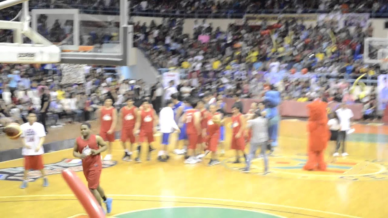 Entrance ng Team Jao and Team Gino (Team Jao VS. Team Gino ...