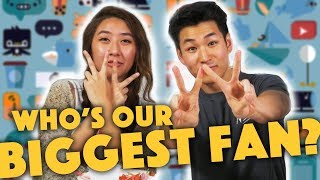 WONG FU TRIVIA ft. Mike Bow - Lunch Break!