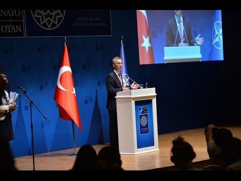 NATO Secretary General - Press conference, Foreign Ministers Meeting, 14 MAY 2015 - Part 2/2