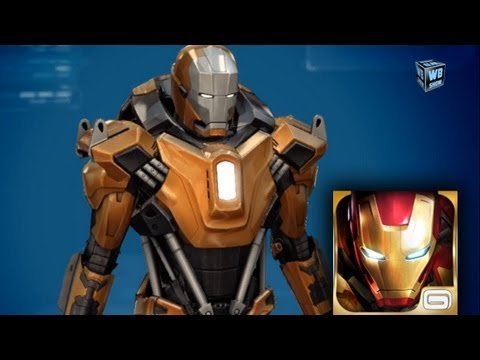 Iron Man 3: The Official Game - Mark 36 - Peacemaker