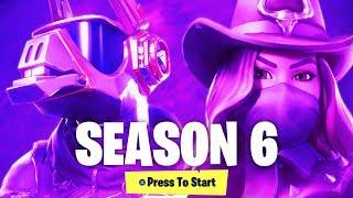 Season 6 Is Halloween Themed?! - Fortnite Season 6 Trailer -  Fortnite: Battle Royale Gameplay