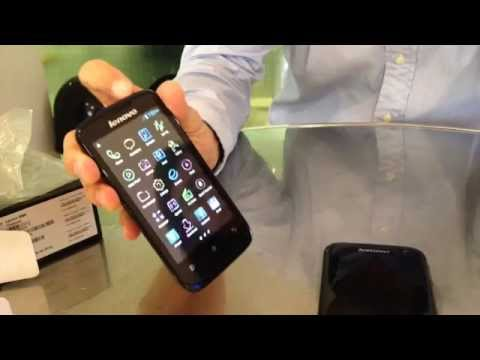 Estos son los Smartphones que Lenovo Trae a Colombia