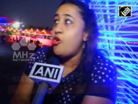 India's electronic music festival enthralls revellers (Dec 30, 2015)