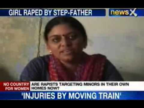 News X: A 12 Year Old Girl Raped By Step-father In Haryana video