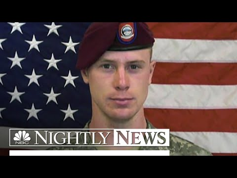 Bowe Bergdahl Charged with Desertion | NBC Nightly News