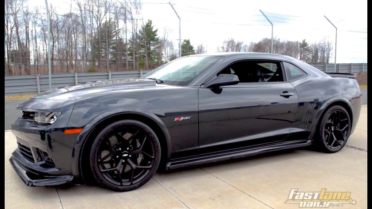 2014 Chevrolet Camaro Z28 Exclusive Fast Lane Daily