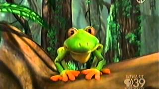 PBS Kids Share the Earth Day (2006 WFWA-DT1) Part 4/6