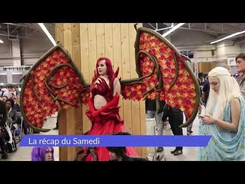 Paris Manga & Sci Fi Show 2016 : Be y était (reportage)