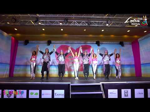 STEP UP DABKE PERFORMANCE - LEBANON LATIN FESTIVAL 2018