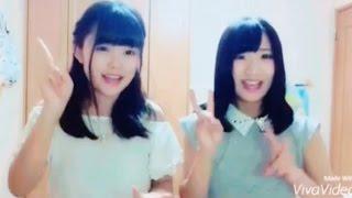 激カワ!双子ダンス「sunshine girl」いんちき姉妹、りかりこら可愛い女の子が踊ってみた!ま・と・め《ミクチャLOVE2》
