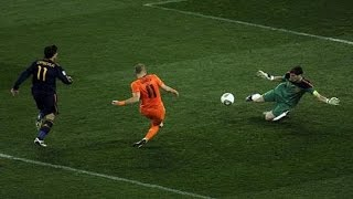 Spain vs Netherlands World Cup 2010 Documentary