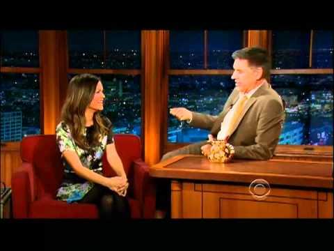 Craig Ferguson 2/3/12D Late Late Show Rachel Bilson