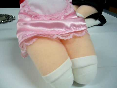 Strapya World Premire: Japanese Maid Cafe Girl s Sexy Thighs