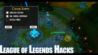 League of Legends HACKS FOR FREE(ACTUAL FOR MAY-JULE 2019)