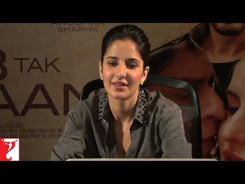 Live Video Chat With Katrina Kaif - Part 2 - Jab Tak Hai Jaan